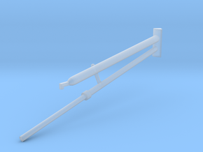 36B-J Mission-Pushing Rod Scenario 2 in Smooth Fine Detail Plastic