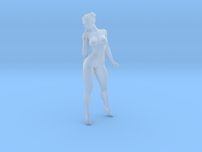 Sexy naked girl 002 scale 1/20 Passed in Smooth Fine Detail Plastic