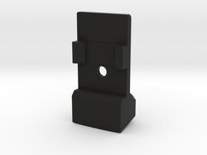 Hook type Hi Capa Compatible in Black Natural Versatile Plastic