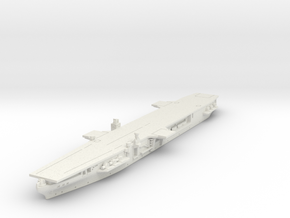 1/2400 CVA-58 USS United States in White Natural Versatile Plastic