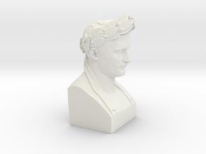 18322 in White Natural Versatile Plastic