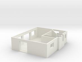 House EG in White Natural Versatile Plastic