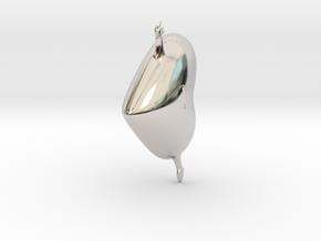 30820 in Rhodium Plated Brass