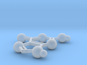 Guanine in Smooth Fine Detail Plastic