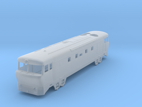 T 478.1007 Z-scale in Smoothest Fine Detail Plastic