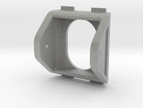 QAV250 FPV Camera Mount (25x25mm) in Metallic Plastic