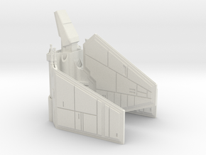 Imperial Shuttle in White Strong & Flexible