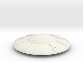 UFO in White Strong & Flexible