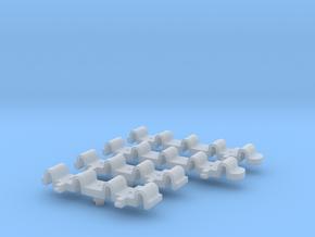 Torpedo-TRIX in Smooth Fine Detail Plastic