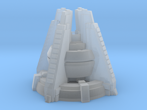 Scifi powerplant concept in Smooth Fine Detail Plastic