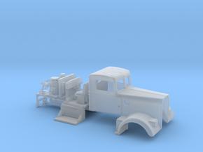 1/50th Interpretation of Kenworth W900 A Model in Smooth Fine Detail Plastic