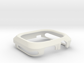 42mm Apple Watch Bumper in White Natural Versatile Plastic