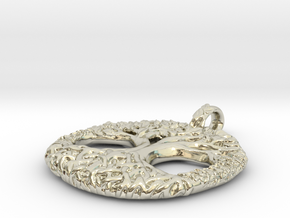 Tree Of Life in 14k White Gold