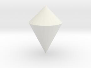 Kite in White Strong & Flexible