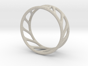 Cool Ring One in Natural Sandstone