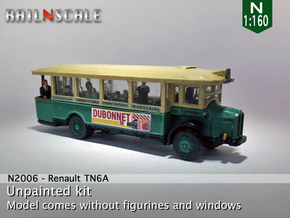 Renault TN6A (N 1:160) in Frosted Ultra Detail