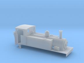 TTn3 T&D Kerr Stuart 2-6-0T in Smooth Fine Detail Plastic