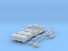 M09B-aft Wall Details For LM6 Onward in Smooth Fine Detail Plastic