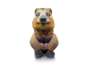 Quokka in Full Color Sandstone