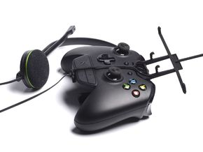 Xbox One controller & chat & vivo Y28 in Black Natural Versatile Plastic