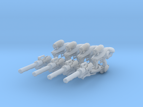 Vex Mythoclast (1:18 Scale) 4 Pack in Smooth Fine Detail Plastic