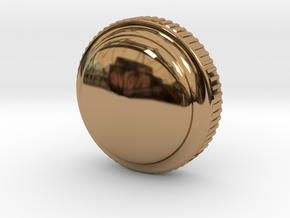 2015061401 - Handle Mod. Depos 171 - Radio CGE 741 in Polished Brass