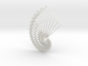 Aureo Linea / AL02 in White Natural Versatile Plastic