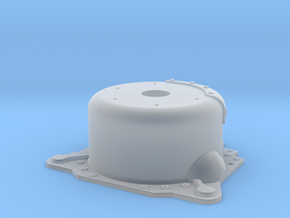 """1/16 Lenco 7.5"""" Dp Bellhousing (With Starter Mnt) in Frosted Ultra Detail"""