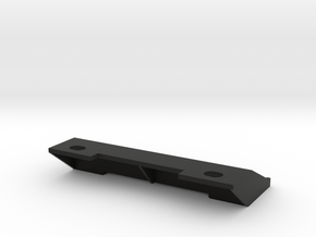 Jaguar Domelight mount in Black Natural Versatile Plastic