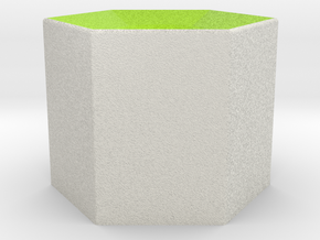 LuminOrb 1.2 - Column Stand in Full Color Sandstone