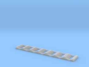 Sahmms-t 710 Ladegestelle in Smooth Fine Detail Plastic