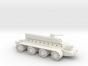 Tank in White Natural Versatile Plastic