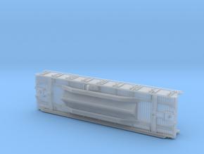 HO Scale CNR Hart Convertible Gondola  in Smoothest Fine Detail Plastic
