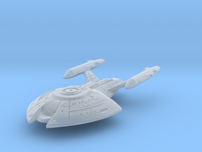 SF Light Science Vessel 1:7000 in Smooth Fine Detail Plastic