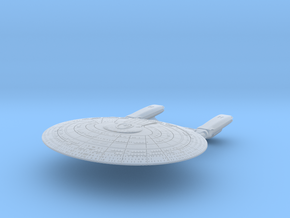SF Exploration Cruiser 1:7000 in Smooth Fine Detail Plastic