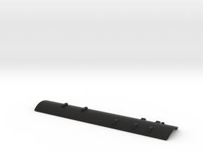 CNR - C-1 Mail-Coach Roof (HO Scale) in Black Natural Versatile Plastic