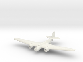 1/144 Tupolev SB 2 M-103 in White Natural Versatile Plastic