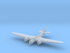 Tupolev SB 2 M-100 in Smooth Fine Detail Plastic: 1:144