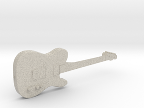 Telecaster Keith Richards The Rolling Stones in Natural Sandstone