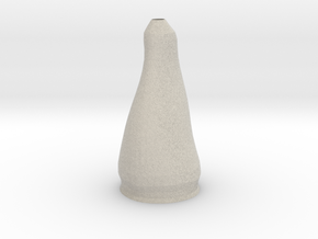 Vase in Natural Sandstone