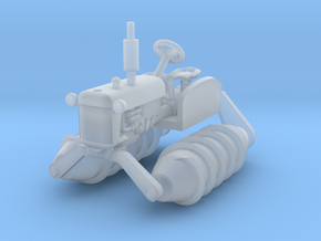 1-64 Scale Snow Tractor in Frosted Ultra Detail