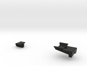 Type XS in Black Natural Versatile Plastic