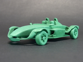 1:43 Formula-ppoino Standard (Md021) in Green Strong & Flexible Polished