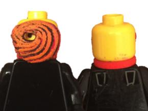 Custom Tobi Inspired Lego in White Strong & Flexible