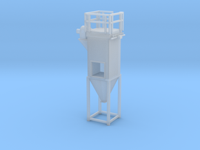 'N Scale' - Dust Filter in Smooth Fine Detail Plastic