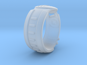 Visor Ring 7.5 in Smoothest Fine Detail Plastic