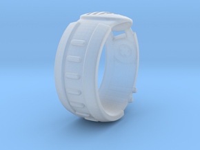 Visor Ring 6.5 in Smoothest Fine Detail Plastic