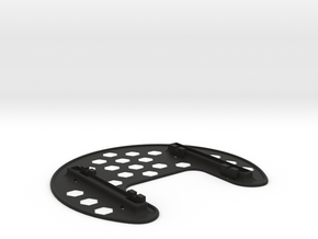 Phantom SnowShoe in Black Natural Versatile Plastic