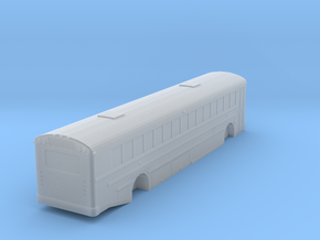 n scale school bus 2015 ic re 300 (long) in Frosted Ultra Detail
