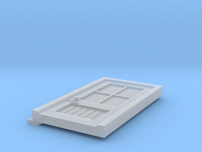Signal Box Door HO - Southern Rail Models in Smooth Fine Detail Plastic